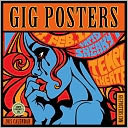 2015 Gig Posters Wall Calendar by Amber Lotus Publishing: Calendar Cover