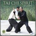 2015 Tai Chi Spirit Wall Calendar by Jwing-Ming Yang: Calendar Cover