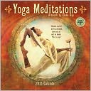 2015 Yoga Meditation Wall Calendar by Elena Ray: Calendar Cover