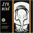 2015 Zen Mind Wall Calendar by Shunryu Suzuki: Calendar Cover