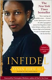Infidel by Ayaan Hirsi Ali: Book Cover