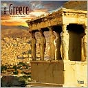 Greece Calendar by Inc Browntrout Publishers: Calendar Cover