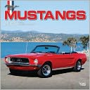 2015 Mustangs Wall Calendar by Inc BrownTrout: Calendar Cover