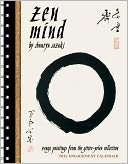 2015 Zen Mind Engagement Calendar by Shunryu Suzuki: Calendar Cover
