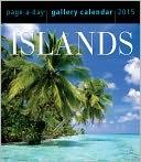 2015 Islands Gallery Box Calendar by Workman Publishing: Calendar Cover