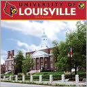 2015 University of Louisville Wall Calendar by TF Publishing: Calendar Cover