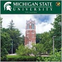 2015 Michigan State University Wall Calendar by TF Publishing: Calendar Cover
