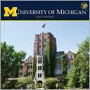 2015 University of Michigan Wall Calendar by TF Publishing: Calendar Cover