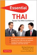 Essential Thai by Michael Golding: NOOK Book Cover