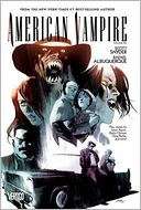 American Vampire, Volume 6 by Scott Snyder: Book Cover