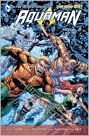 Aquaman Vol. 4 by Geoff Johns: Book Cover