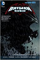 Batman and Robin Vol. 4 by Peter Tomasi: Book Cover