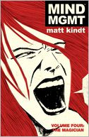 Mind MGMT Volume 4 by Matt Kindt: Book Cover