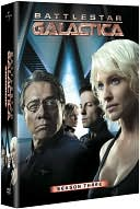 Battlestar Galactica - Season 3 with Edward James Olmos