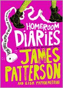 Homeroom Diaries by James Patterson: Book Cover
