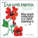2015 Live with Intention Wall Calendar by Renee Locks: Calendar Cover