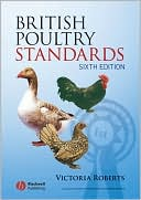 British Poultry Standards by Victoria Roberts: Book Cover