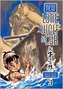 New Lone Wolf and Cub Volume 3 by Kazuo Koike: Book Cover
