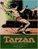 Tarzan - Versus The Barbarians (Vol. 2) by Burne Hogarth: Book Cover