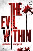 Evil Within by Ian Edginton: Book Cover