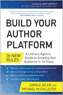 Build Your Author Platform by Carole Jelen: NOOK Book Cover