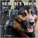 2015 Service Dogs Wall Calendar by Race Point Publishing: Calendar Cover