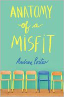 Anatomy of a Misfit by Andrea Portes: Book Cover