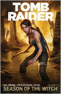 Tomb Raider Volume 1 by Gail Simone: Book Cover