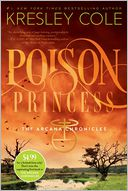Poison Princess by Kresley Cole: Book Cover