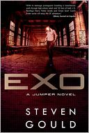Exo by Steven Gould: Book Cover