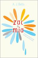 Zac and Mia by A. J. Betts: Book Cover