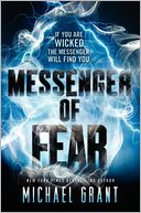 Messenger of Fear by Michael Grant: Book Cover