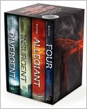 Divergent Series Ultimate Four-Book Box Set by Veronica Roth: Book Cover