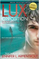 Opposition (Lux Series #5) by Jennifer L. Armentrout: Book Cover