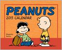 2015 Peanuts Mini Day-to-Day Calendar by Peanuts Worldwide LLC: Calendar Cover