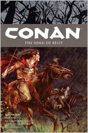 Conan Volume 16 by Brian Wood: Book Cover