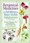 Botanical Medicines by Dennis J Mckenna: Book Cover