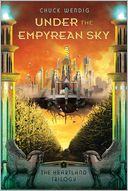 Under the Empyrean Sky by Chuck Wendig: Book Cover