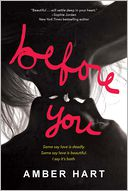 Before You by Amber Hart: Book Cover