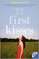 17 First Kisses by Rachael Allen: Book Cover