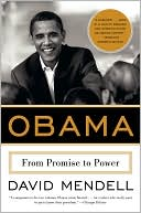 Obama by David Mendell: Book Cover
