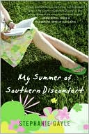 My Summer of Southern Discomfort by Stephanie Gayle: Book Cover