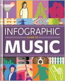 Infographic Guide to Music by Graham Betts: NOOK Book Cover