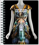 The Colors of Fashion - 2015 by TASCHEN: Calendar Cover