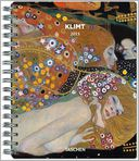 Klimt - 2015 by TASCHEN: Calendar Cover