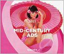 Mid-Century Ads - 2015 by TASCHEN: Calendar Cover