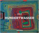 Hundertwasser 2015 Calendar by TASCHEN: Calendar Cover