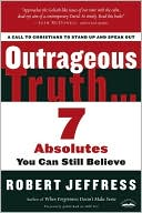 Outrageous Truth... by Robert Jeffress: Book Cover