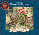 2015 Heart & Home 16m Wall Calendar (custom) by Susan Winget: Calendar Cover