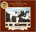 2015 Cows Cows Cows Wall Calendar by Lowell Herrero: Calendar Cover